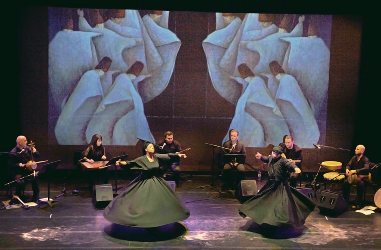 Inner Journey: Sufi Music and Dance (Opening Ceremony)