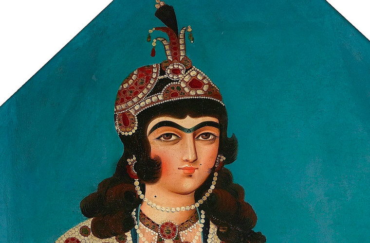 Qajar Hat Making and Face Painting